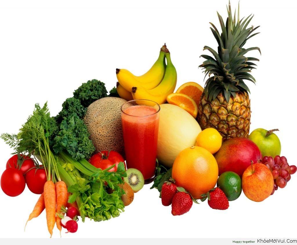 Rau củ quả trong dinh dưỡng ăn chay