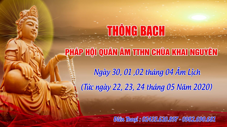 Thong Bach PHQA 2020
