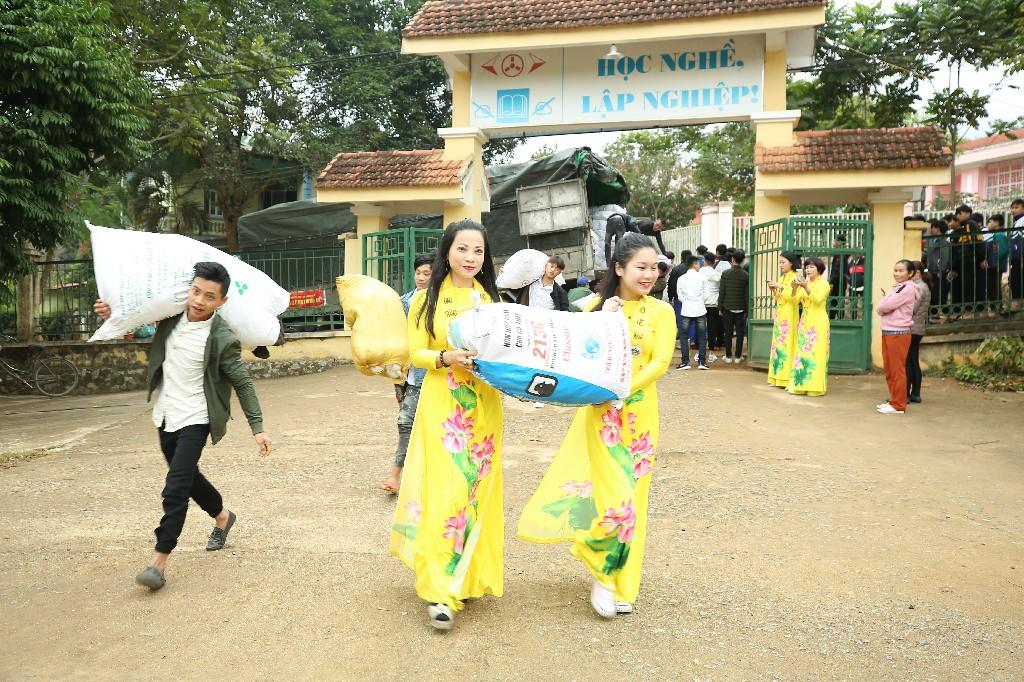 Tu Thien Chua Khai Nguyen tai Lao Cai 2019 40