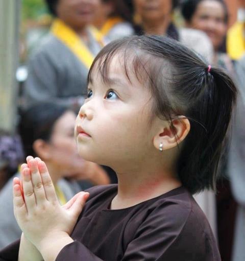 Niệm Phật A Di Đà cầu siêu bạt độ chư hương linh